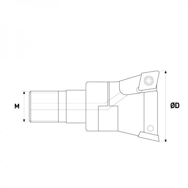 Suporte Modular P/XDHW06_2