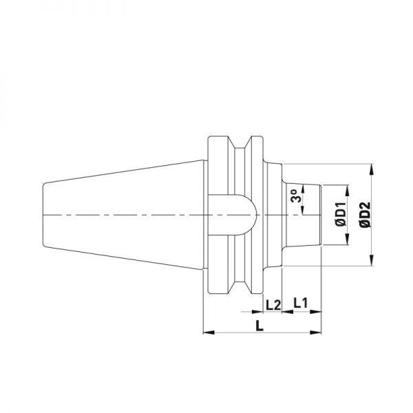 Cone Térmico modular SK_2
