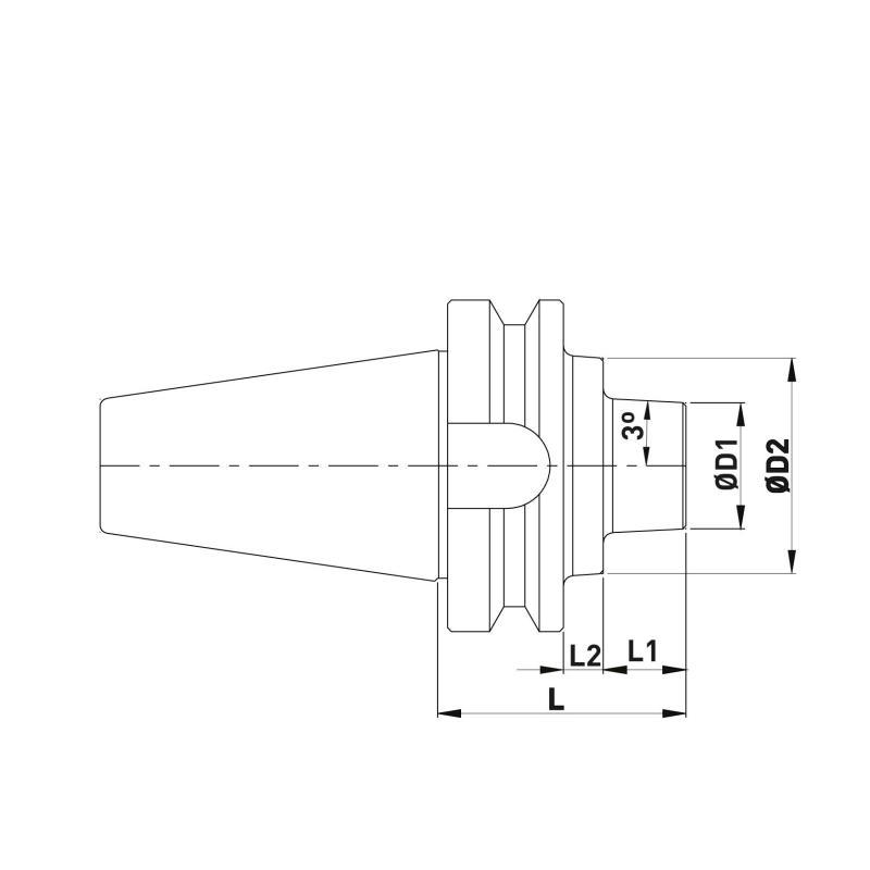 Cone Térmico modular BT_2