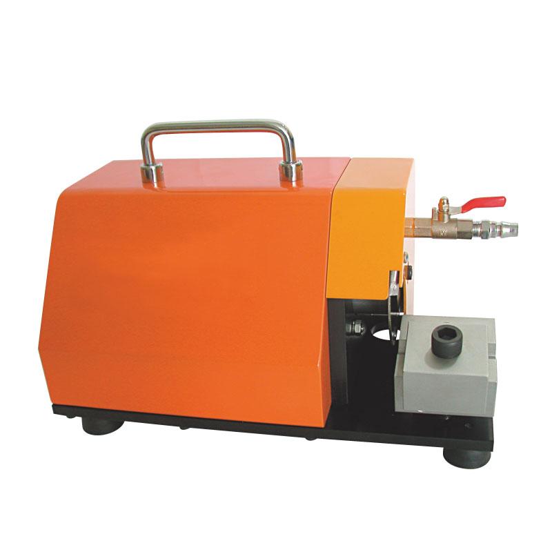 Máquina de cortar buris, fresas e brocas
