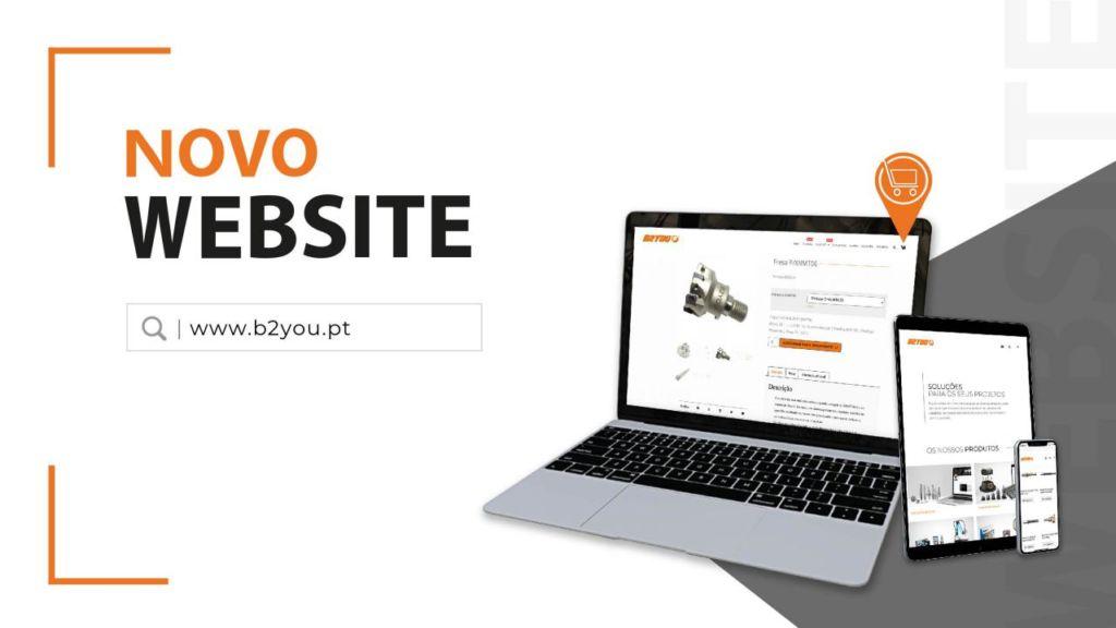 Noticia novo site