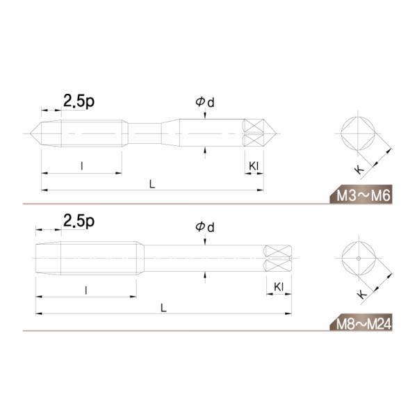 Machos Helicoidal N_REV(2)