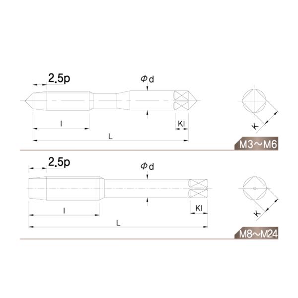 Machos Helicoidal REV. TIN(2)